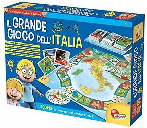Il grande gioco dell'Italia Lisciani