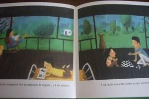 libro per bambini per dire grazie