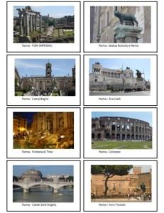 memory di Roma