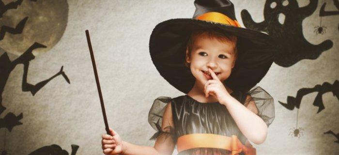 Festa di Halloween ispirata ai libri