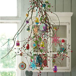 10 Idee per decorazioni di Natale a costo zero