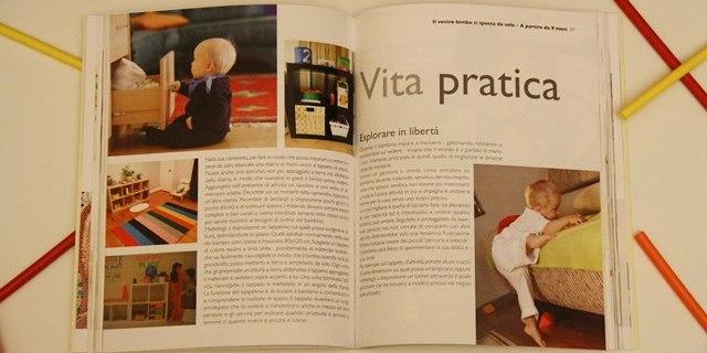 Libro sul metodo Montessori: manuale pratico per iniziare