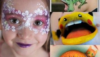 15 Idee Di Trucco Di Carnevale Per Bambini Scuolainsoffitta