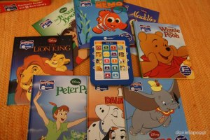 Disney Story Reader: libri in inglese per bambini