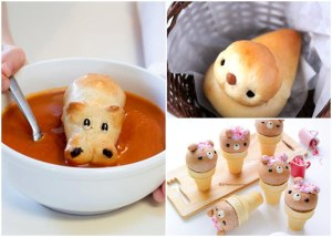 Panini a forma di animale