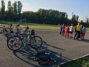 I benefici del triathlon per bambini