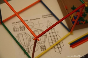 Inventare e imparare con le costruzioni filiformi
