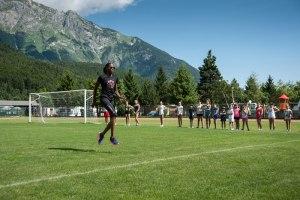Campi estivi con i campioni dello sport