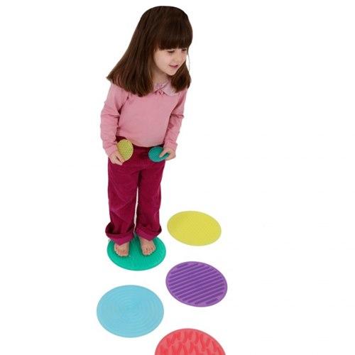 giochi sensoriali tattili