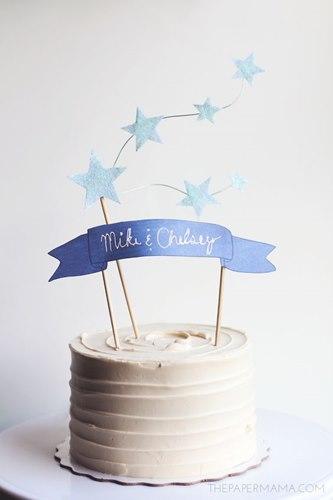 decorazioni torte di compleanno