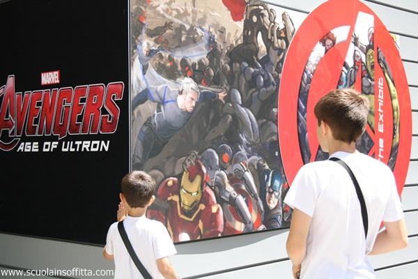 Forte di Bard Avengers