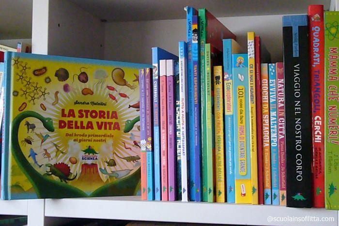 libri di scienze per bambini editoriale scienza