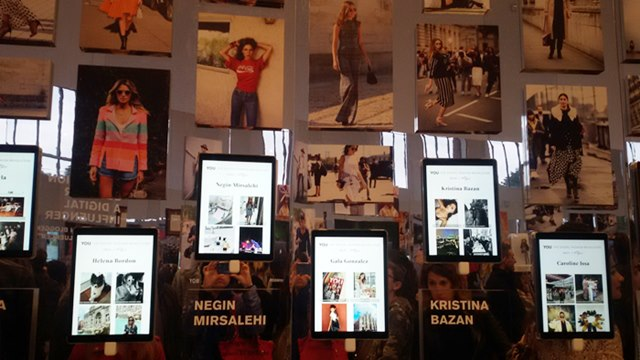 rivoluzione digitale fashion blogger mostra you chiara ferragni
