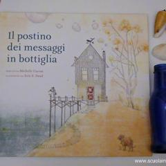 Libro per bambini: Il Postino dei Messaggi in Bottiglia