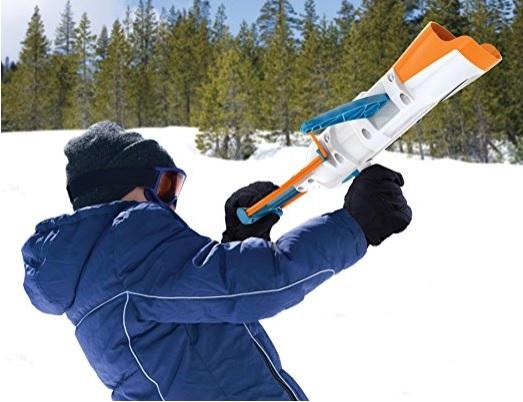 Balestra da neve, giochi da neve, regalo ragazzo 12 anni