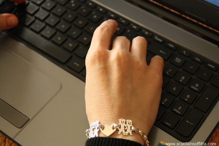 bracciale della famiglia ibirba