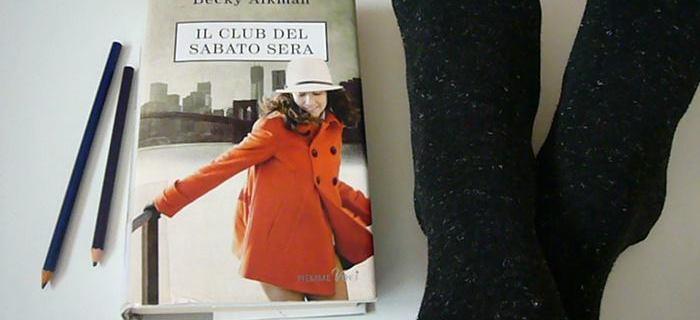 Il Club del Sabato Sera. Un libro su donne che si reinventano