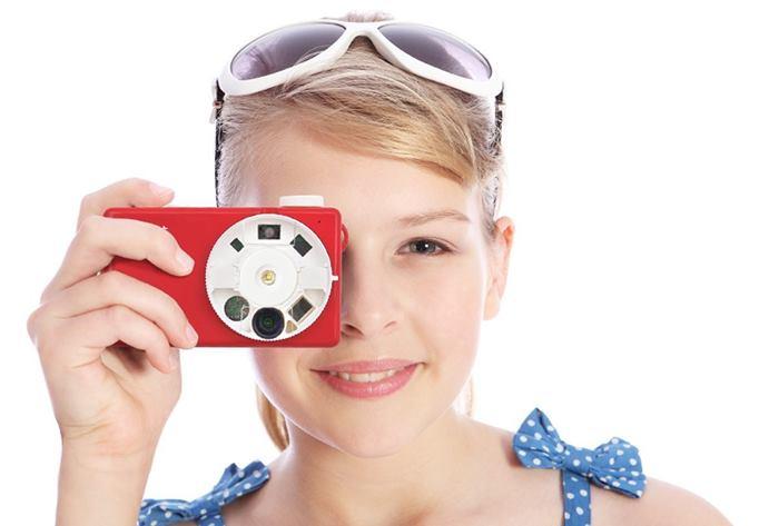 macchina fotografica bigshot