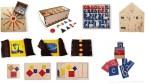 Materiali Montessori realizzati con stampa 3D e laser