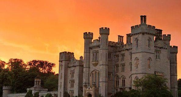 Vuoi vincere un soggiorno a Duns Castle in Scozia?