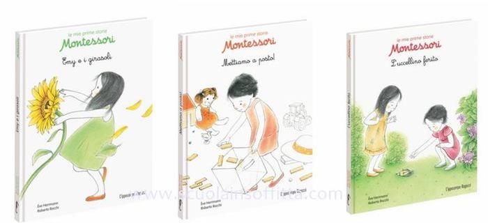 Le mie prime storie Montessori di L'Ippocampo
