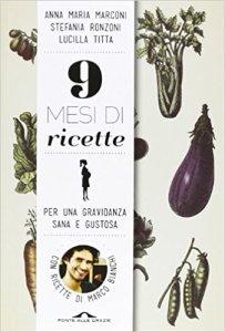 libro gravidanza ricette
