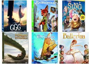 I 10 film per ragazzi più belli del 2016