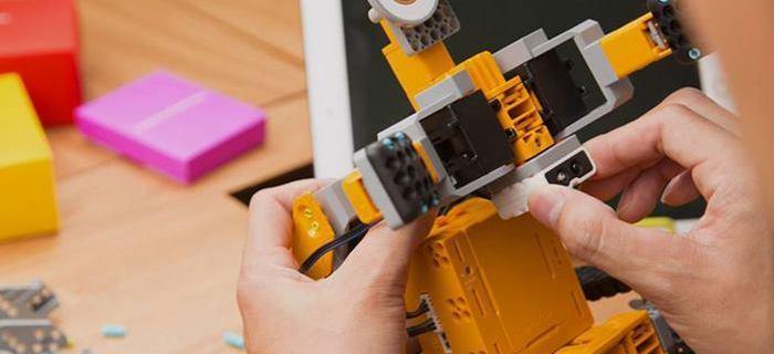 Da bambino sognavi anche tu di giocare con un robot?