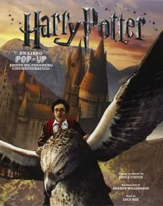 libro harry potter pop up
