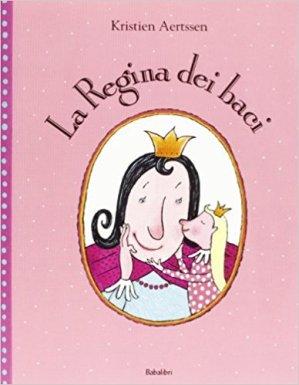 libro la regina dei baci sulla mamma