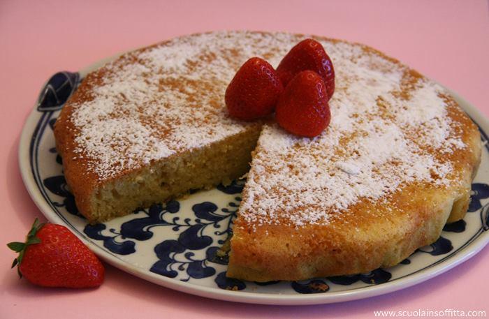 ricetta torta con la fanta