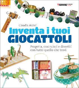 libro inventare giocattoli
