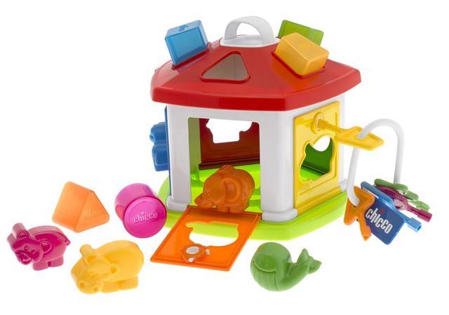 Giochi pi consigliati per bambini di un anno - Tavolo giardino delle parole chicco ...