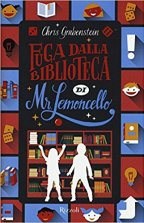 libro fuga dalla biblioteca di mr lemoncello
