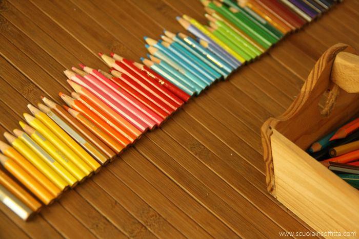 colori montessori