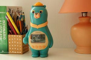 Bear Clock- Il mio alleato per l'autonomia dei bambini