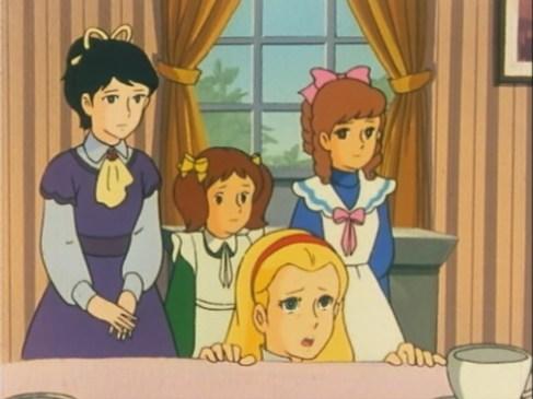 cartone animato piccole donne