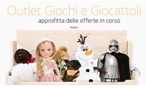 Black Friday: offerte Amazon sui giocattoli da non perdere