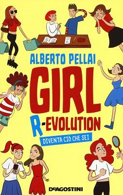 libro girl r-evolution