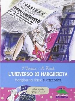 libro l'universo di margherita