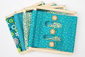 Montessori: telai delle allacciature fai da te
