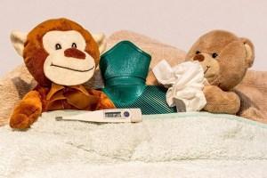 Influenza e malattie: come evitare il contagio tra fratelli