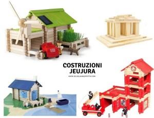 Giochi in legno: costruzioni ecofriendly JeuJura