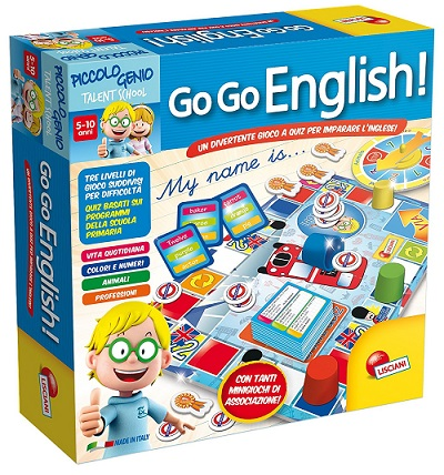 go go english