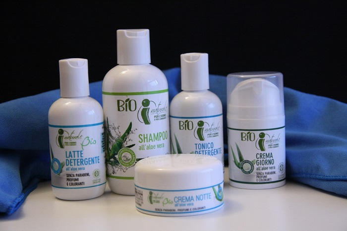 prodotti cosmetici biologici iper inaturale