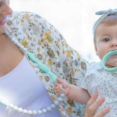 Collana da allattamento: fai da te o dove trovarle pronte