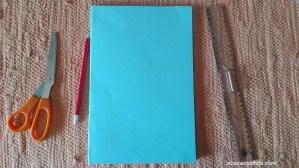 Come riciclare i vecchi quaderni di scuola (tutorial)