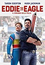 Eddy the eagle dvd
