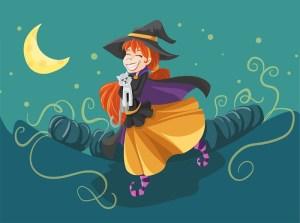 Cartoni animati da vedere a Halloween
