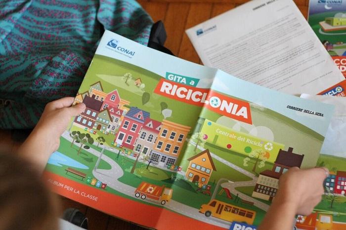 Gita a Riciclonia